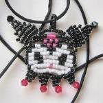 Beaded Kuromi Pendant Masco..